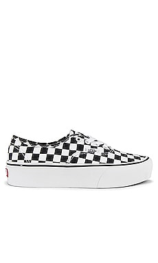 Authentic Platform 2.0 Vans $55