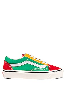 BASKETS BASSES VANS OLD SKOOL 36 DX Vans $68