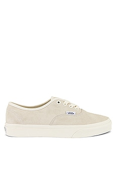 Authentic Suede Vans $60
