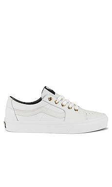 Sk8-Low Leather Vans $70