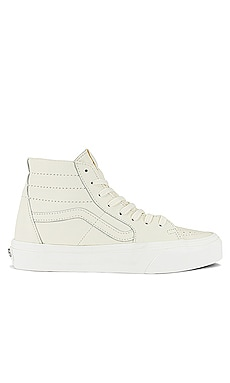 Sk8-Hi Tapered Leather Vans $64