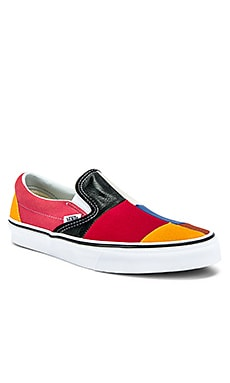 Classic Slip-On Vans $42 (FINAL SALE)