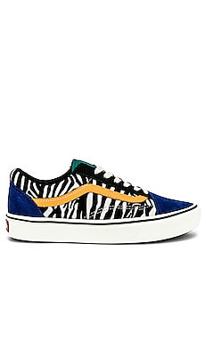 ComfyCush Old Skool Vans $75
