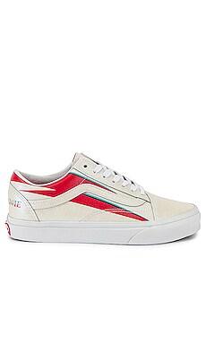 x Bowie Old Skool Sneaker Vans $75