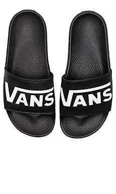 Vans Vans Slide-On in Black