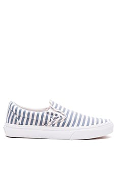 SNEAKERS SANS LACETS STRIPES