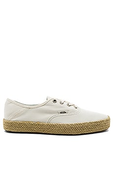 BASKETS ESPADRILLES AUTHENTIC
