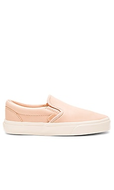 Classic Slip On DX Sneaker in Tan