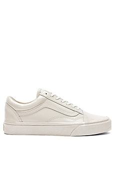 Metallic Sidewall Old Skool Sneaker