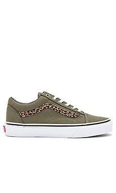 Mini Leopard Old Skool Sneaker