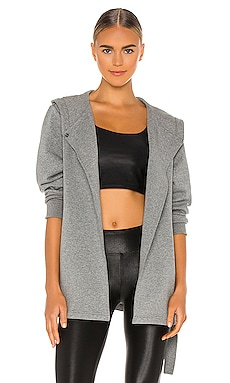 Cove Wrap Sweater Varley $168 BEST SELLER