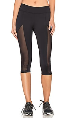 Varley Vincent Compression Tight en Noir