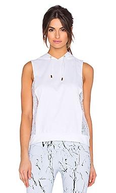 Varley Mesa Sweat Top in White