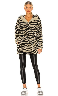 Whitfield Faux Fur Jacket Varley $158 BEST SELLER