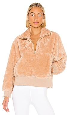 Duray Fleece Pullover Varley $61