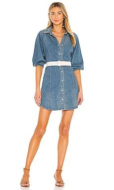 Estee Raglan Dress Veronica Beard $328 NEW