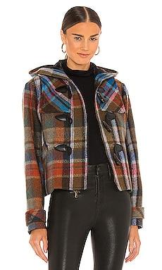 Ianna Duffel Coat Veronica Beard $695 Collections