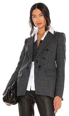 Yareli Dickey Jacket Veronica Beard $695 Collections