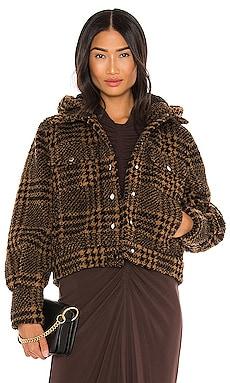 Gabbi Hooded Jacket Veronica Beard $498 NEW