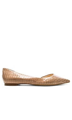Vince Camuto Etilla Flat in Impossibly Plush