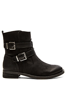 Vince Camuto Pierson Moto Boot in Black