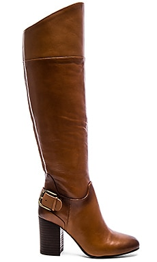Vince Camuto Sidney Boot in Warm Brown
