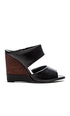 Vince Camuto Marilu Wedge in Black