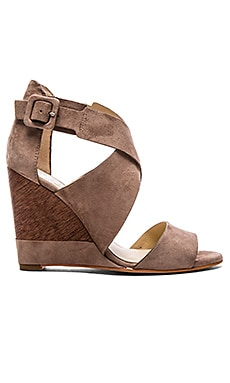 Vince Camuto Milena Wedge in Smoke Cloud