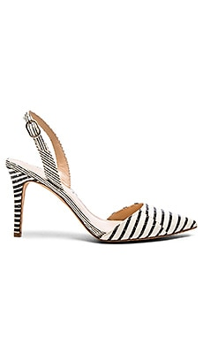 Vince Camuto Barlowe Heel in Black & White