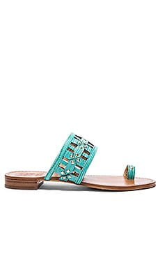 Helice Sandal in Aquatic