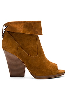 Judelle Booties in Rustic