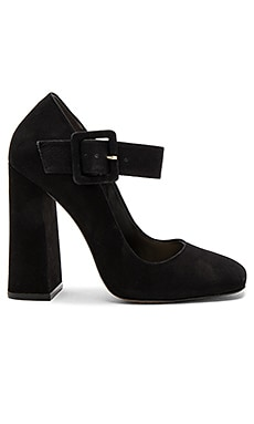 Vanira Heels in Black