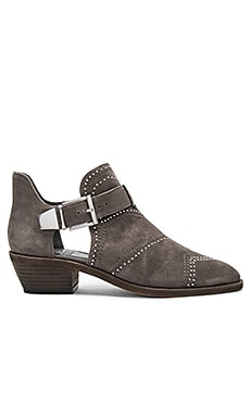 Raina Booties in Greystone