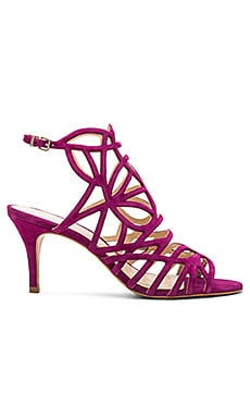 Pelena Heel in Perfectly Plum