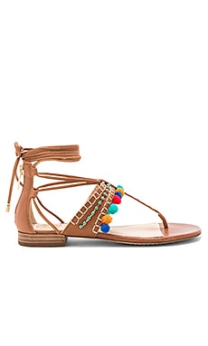 Balisa Sandal in Whiskey Barrel