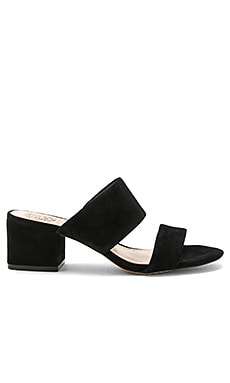 Franie Sandal in Black