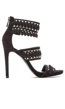 Vince Camuto Fancle Embellished Heel in Black