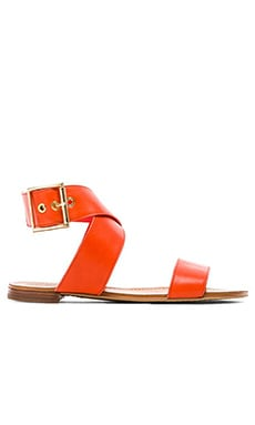 Vince Camuto Maren Sandal in Summer Orange