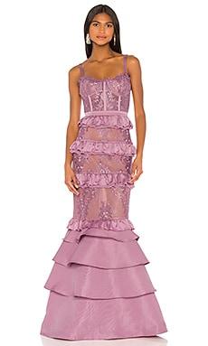 X REVOLVE Protea Gown V. Chapman $260