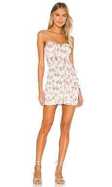 X REVOLVE Drew Mini Dress V. Chapman $320