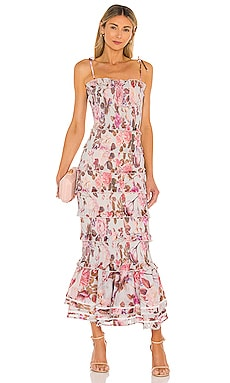 Geranium Dress V. Chapman $385