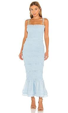 Geranium Dress V. Chapman $385 BEST SELLER