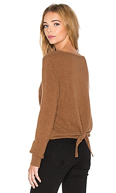 VEDA Getty Sweater in Toffee