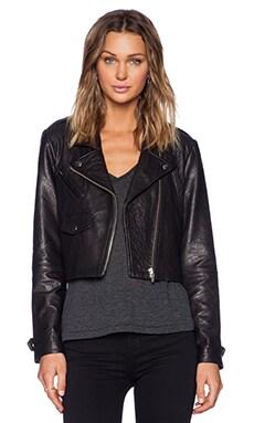 VEDA Punch Jacket in Black
