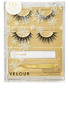 Day to Night Travel Case Velour Lashes $43