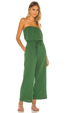 Georgie Jumpsuit Velvet by Graham & Spencer $189