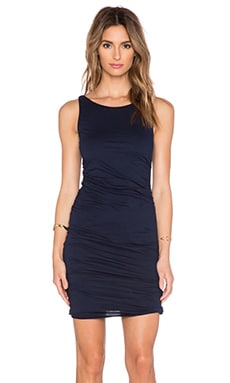 Velvet by Graham & Spencer Miley Gauzy Whisper Dress in Midnight