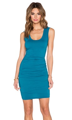 Velvet by Graham & Spencer Varella Gauzy Whisper Dress in Breakwater