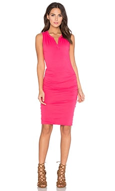 Himira Gauzy Whisper Bodycon Dress