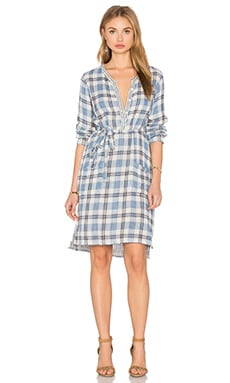 Nixie Long Sleeve Mini Dress